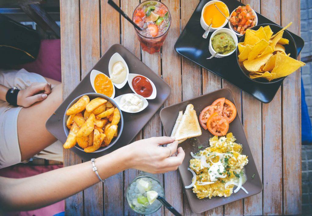 Les menus de dégustations